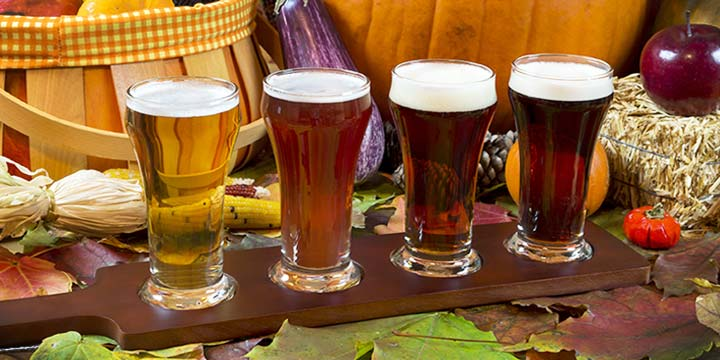 5 Beers That Will Spice Up Your Fall